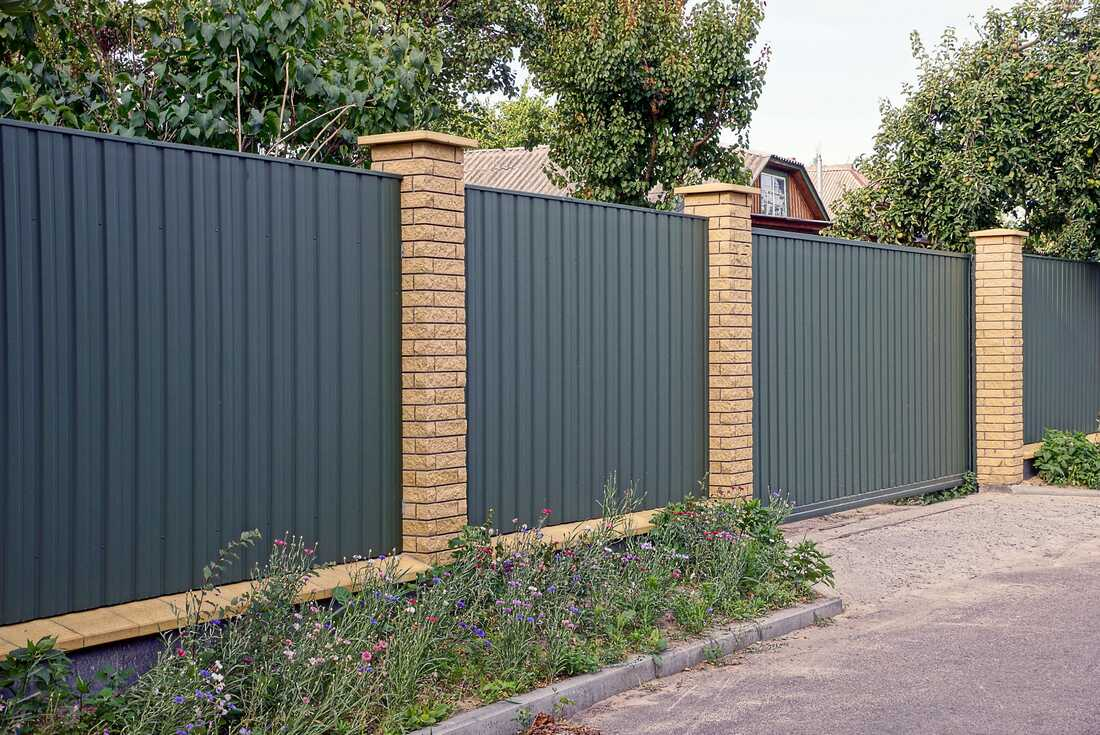 Parramatta Colorbond Steel fences