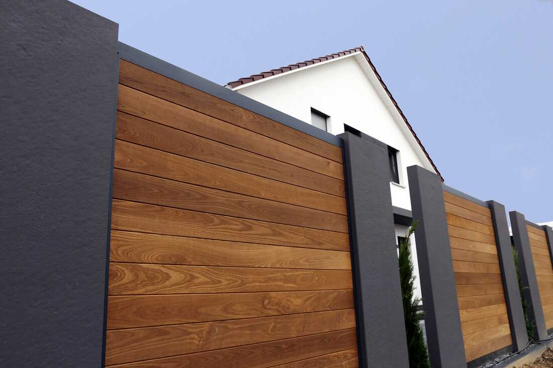 Parramatta Timber Privacy Fence